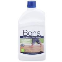 Bona 32 Oz High Gloss Hardwood Floor Polish