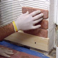 Cost To Install Brick Veneer On Interior Wall