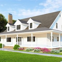 Country Farmhouse Floor Plans