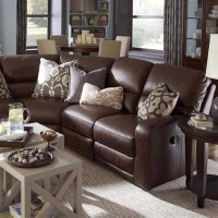 Elegant Leather Sofa Will Beautify Your Living Room