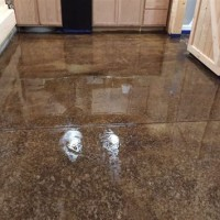 How Much Does It Cost To Acid Stain Concrete Floors