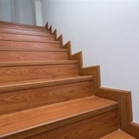 Laying Laminate On Stairs