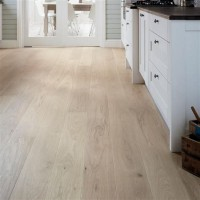 Light Engineered Hardwood Flooring